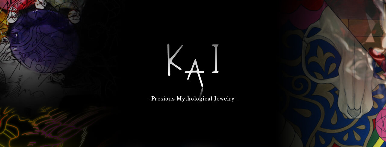 2008 COLLECTION KAI -Presious Mythological Jewelry-