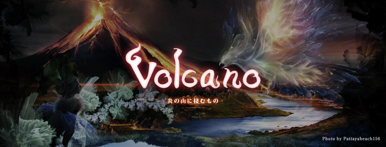 2015 COLLECTION Volcano -炎の山に棲むもの-